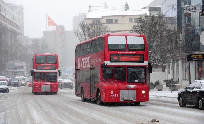Долгорочна прогноза на УХМР: Доаѓа потопла зима но со повеќе снег од просекот!