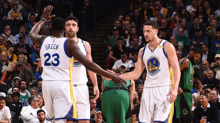 НБА лига: Голден Стејт се врати по негатива од 16 поени